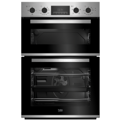 Beko CDFY22309X Double Oven in Stainless Steel