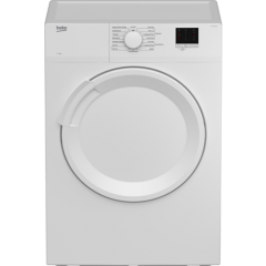 Beko DTLV70041W Vented Tumble Dryer 7kg in White