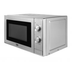 Beko MOC20100S Compact Microwave in Silver