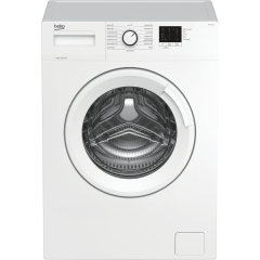 Beko WTK72041W Washing Machine 7kg 1200 Spin in White