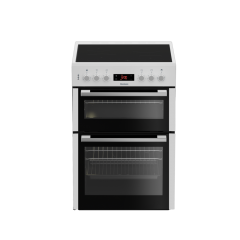 Blomberg HKN65W Cooker Electric Double Oven Ceramic 60cm Wide in White