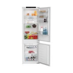 Blomberg KNM4553EI Integrated Fridge Freezer 70:30 Frost Free H177