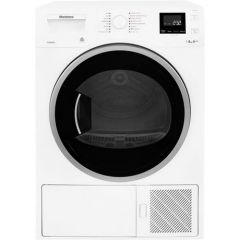 Blomberg LTH3842W Heat Pump Tumble Dryer with Express Dry Function 8Kg A+++
