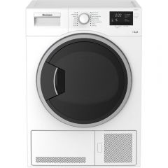 Blomberg LTK28021W Condenser Tumble Dryer 8kg B Energy Rating