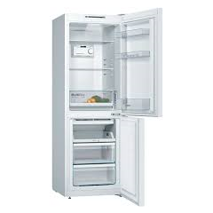 Bosch KGN33NWEAG Fridge Freezer Frost Free W60 H176 in White