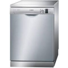 Bosch SMS25AI00E Freestanding Dishwasher in Stainless Steel