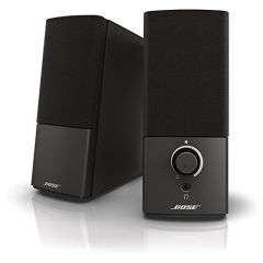 Bose Companion2-Series III Computer Speakers in Black