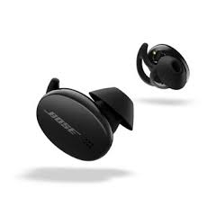Bose QCEARBUDSTB Noise Cancelling Earbuds in Triple Black