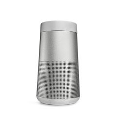 Bose SOUNDLINK Revolve Bluetooth Speaker in Silver