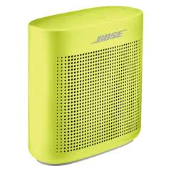 Bose SOUNDLINKCOLORIIY Bluetooth Speaker in Yellow