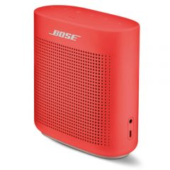 BOSE SOUNDLINK COLOUR II - Red