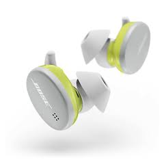 Bose SPORTEARBUDSGW In Ear Headphones Rechargeable Bluetooth in Glacier White