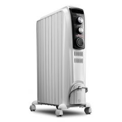 DeLonghi TRD40820T Dragon4 Oil Filled Radiator 2Kw Timer