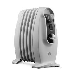 DeLonghi TRNS0505M Nano 500w Compact OilFilled Radiator with Thermostat