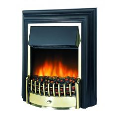 Dimplex CHT20 Cheriton Traditional Flat Backed Freestanding Fire