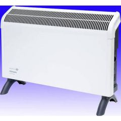 Dimplex DXC30 3Kw Convector Heater + Timer + Thermostat