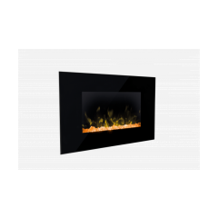 Dimplex TLC20 Toluca Optiflame With Crystal Effect Wall Mount