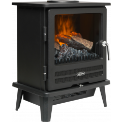 Dimplex WLL20 Willowbrook 2kW Opti-myst Stove Fire in Black