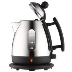 Dualit 72200 Mini Cordless Jug Kettle  Black/PolChrome
