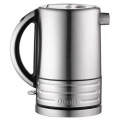 Dualit 72905 Cordless Kettle Brushed Stainless Steel Architect Range