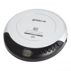 Groove GVPS110SR Personal CD Player