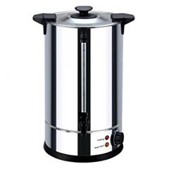 Igenix IG4010 10Ltr Catering Urn In Stainless Steel