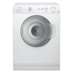 Indesit NIS41V Tumble Dryer Compact 4kg Vented