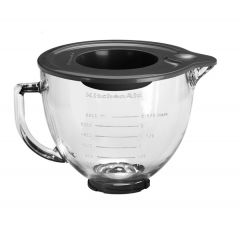 Kitchen Aid 5K5GB 4.8l Glass Bowl with Lid
