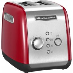 Kitchen Aid 5KMT221BER 2 Slot Toaster Empire Red