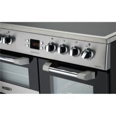 Leisure CS90C530X 90cm Cuisinemaster Electric Range Cooker Stainless Steel