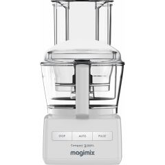 Magimix 18370 3200XL Food Processor in White (FREE SPIRAL EXPERT WORTH £120 UNTIL 2-12-21)