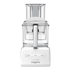 Magimix 18590 5200XL Food Processor in White