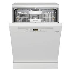 Miele G5210SC Dishwasher with 3D Culery Tray W60 in White