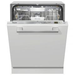 Miele G5260SCVI Fully Integrated Dishwasher 3D Cutlery Tray 45dB