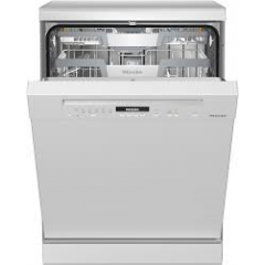 Miele G7100SC Dishwasher in White with 3D MultiFlex Tray