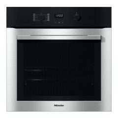 Miele H2760B Single Electric Oven in Stainless Steel