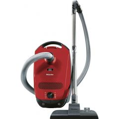 Miele SBAF3AR Classic C1 PowerLine Cylinder Vacuum Cleaner in Autumn Red