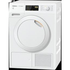Miele TCB140WP Heat Pump Tumble Dryer 7kg A++ Energy Rating