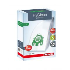Miele U DUSTBAGS Hyclean 3D (Uprights)