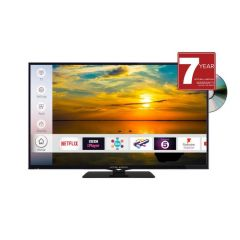 Mitchell + Brown JB32DVD1811SM 32` LED Freeview HD Smart with DVD Player Built-In