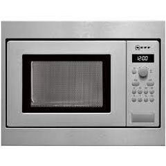 Neff H53W50N3GB Built-In Microwave Oven in Stainless Steel