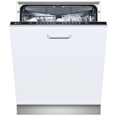 Neff S513N60X2G Fully Integrated Dishwasher 14 Place Setting with Time Light