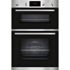 Neff U1GCC0AN0B Double Oven In Stainless Steel