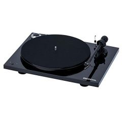 Essential III SB Turntable in BLACK