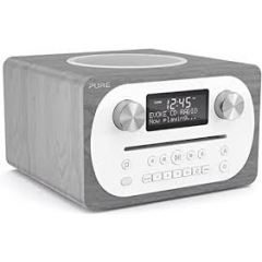 PURE C-D4 Compact all-in-one music system with Bluetooth