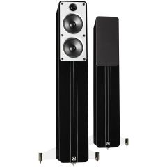 Q Acoustics CONCEPT40B Speaker In Black (Pair of)