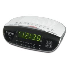 Roberts CR9971 ChronoLogic VI Dual Alarm Clock Radio