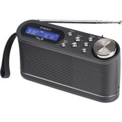 Roberts PLAY10B DAB/FM Radio in Black