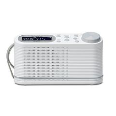 Roberts PLAY10W DAB/FM Radio in White