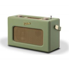 Roberts RD70L Revival DAB/FM Radio In Leaf Green With Bluetooth
